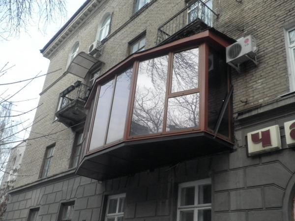Балконы, лоджии, пластиковые окна, витражи уссурийск - mirst.