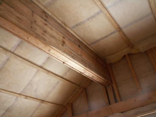 Потолок и крыша видео