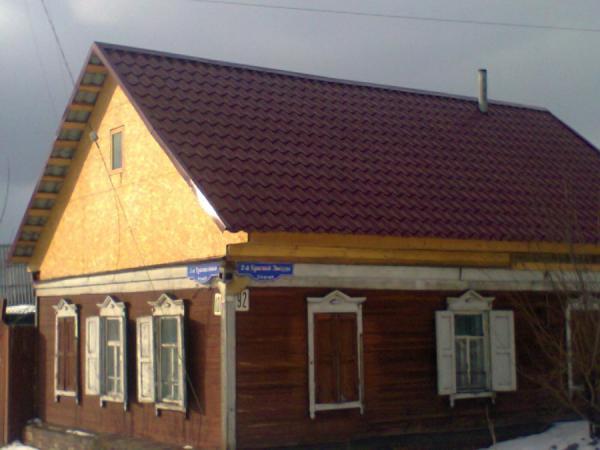 Как сделать крышу на новый дом