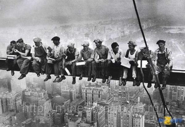 Промышленный альпинизм в москве занятия