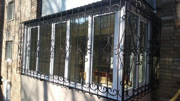 изготовление металлические двери решетки