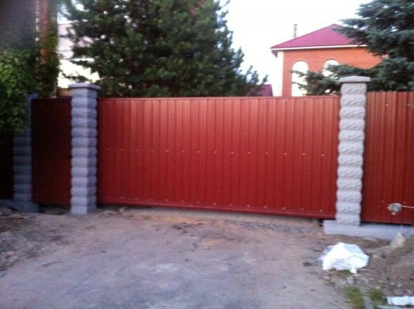Ворота автоматика спб ворота автоматические тамбов