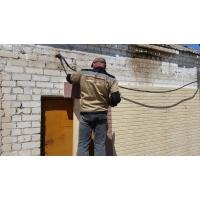 """Фасадные работы из термопанели  """"фастерм"""" утепление и отделка в одной панели"""