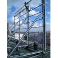 Установка, монтаж, демонтаж различных конструкций в том числе рекламных