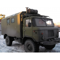 Переоборудование ГАЗ-66 дизельным двигателем
