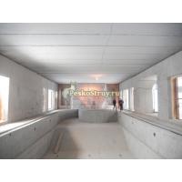 Очистка бетонных поверхностей