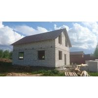Строительство домов из пеноблоков в Краснодаре. СК Домострой - 23home
