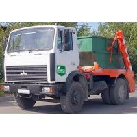 Вывоз строительного мусора и отходов