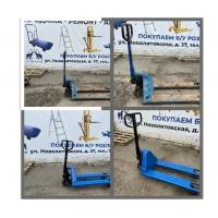 восстановление и ремонт рохли, тележки гидравлической