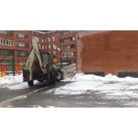 Уборка и вывоз территорий от снега