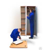 Разборка-сборка, упаковка мебели