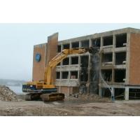 Демонтаж зданий и сооружений, снос домов