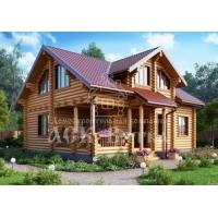 Строим теплые жилые дома для суровой зимы (дома из оцилиндрованного бревна)