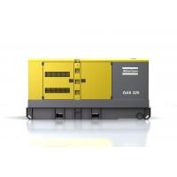 В аренду дизельный генератор мощностью 260 кВт QAS 325 ATLAS COPCO
