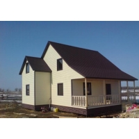Строительство дачных домов, коттеджей, бань