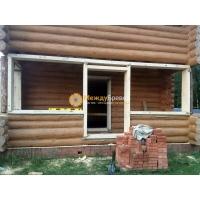 Утепление и отделка деревянных домов