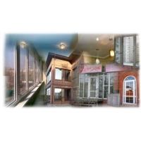 Окна REHAU, балконы, потолки