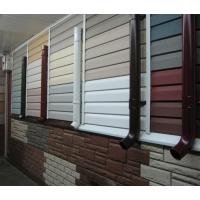 Монтаж фасадных панелей, сайдинга, утепление домов