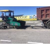 Асфальтирование дворов, ремонт дорог
