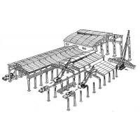 модульные здания, павильоны проектирование и монтаж