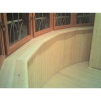 Обшивка лоджий, балконов, отделка, ремонт, плотницкие услуги