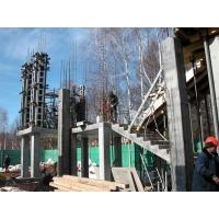 Сборные бетонные и железобетонные конструкции, монолитные работы