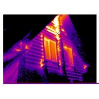 Обследование тепловизором. Выявим скрытые дефекты утепления.