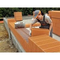 Строительство домов из керамических блоков / керамоблоков под ключ