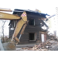 Демонтаж снос ветхих аварийных домов,дач.пристроек,зданий