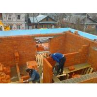 каменщики-дом построим,бригада