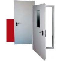 Проведение испытаний и проверок наружных пожарных лестниц и ограждений >> Заполнение проёмов в противопожарных преградах (установка противопожарных дверей, люков, ворот)