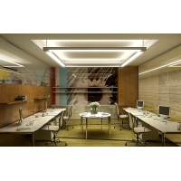 Дизайн-проект офиса, центра отдыха, гостиницы