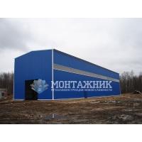 Строительство быстровозводимых зданий и ангаров