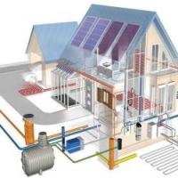 Монтаж трубопровода-отопление,водоснабжение,водоотведение