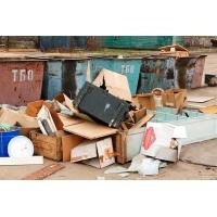 Вывоз твердо бытового мусора