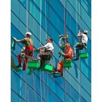 Промышленный альпинизм (мойка фасадов)