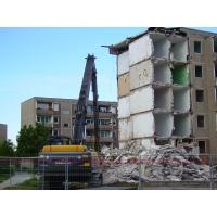 Снос малоэтажных зданий и сооружений