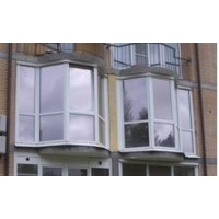 Тонирование стекол балконов, лоджий и окон солнцезащитной пленкой