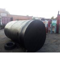 Емкость металлическая для канализации в частном доме