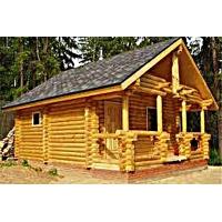 Строительство домов, бань из бревна, бруса, оцилиндрованного, клееного