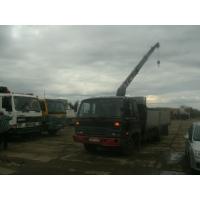 Услуги грузовика с краном-манипулятором