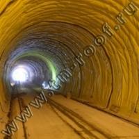 Гидроизоляция подземных паркингов и парковок, тоннелей, подвалов