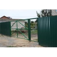 Изготовим и смонтируем заборы калитки ворота
