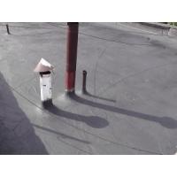Гидроизоляция и ремонт кровли, парковок, гаражей мастикой ASBIT