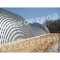 Бескаркасные Здания для Сельхозпроизводителей (БАС)
