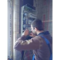 Монтаж электрики и электрооборудования