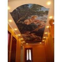 Натяжной потолок арт.0934