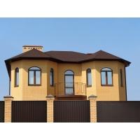 Строительство кирпичных домов и коттеджей в Ростове-на-Дону и близлежащих районах