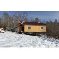 Строительство энергоэффективных домов, сип дом
