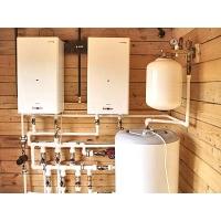 """Монтаж систем отопления и """"теплый пол"""" с тепловыми воздушными насосами"""